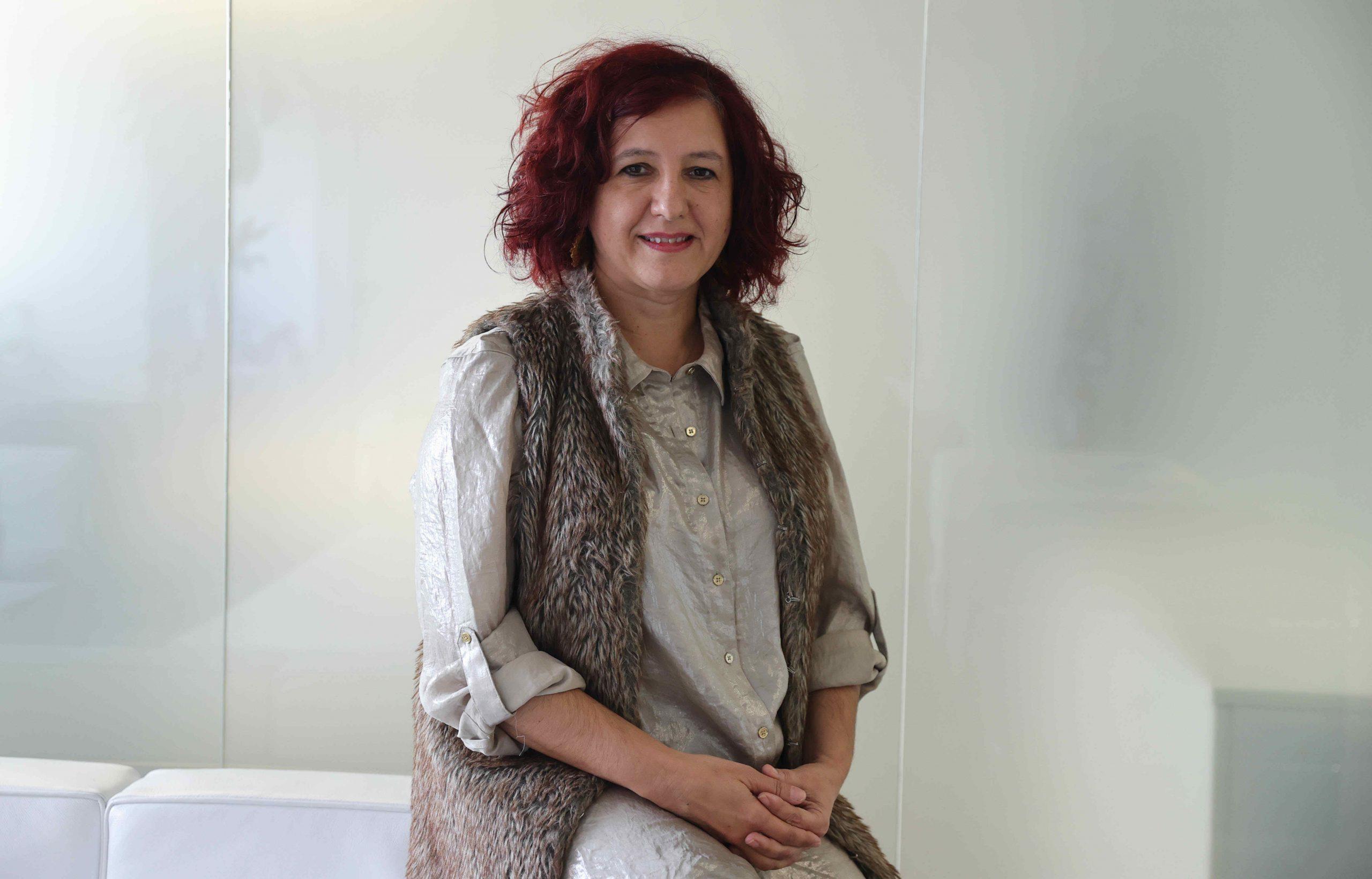Esther Rebollo, nueva directora adjunta de 'Público'. — Ángel Díaz / EFE