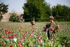 Los capos de la CIA, los gánsteres Talibán y la droga afgana