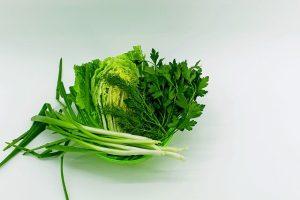lechuga china dieta saludable