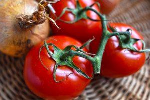 Tomates para pipirrana malagueña