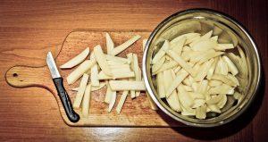 patatas para freir