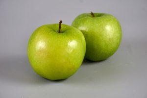 Manzanas para ensalada waldorf.
