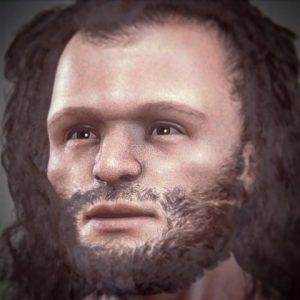 Hombre de Cromañón.