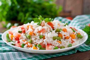 Receta de verano: Ensalada de arroz