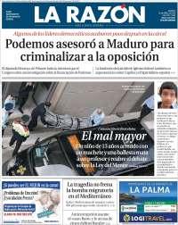 La razon Podemos