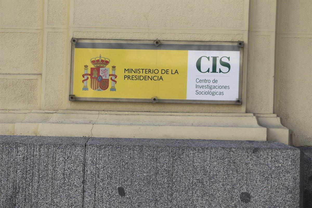 Edificio del Centro de Investigaciones Sociológicas (CIS). E.P.
