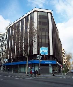 375px-Sede_nacional_del_Partido_Popular_(Madrid)_01
