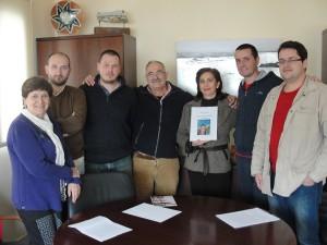 atrapasueños-reunion con alcaldesa 3