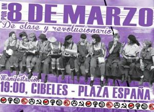 8M Madres Contra La represión