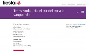 fiestaspce2014trans-andalucía