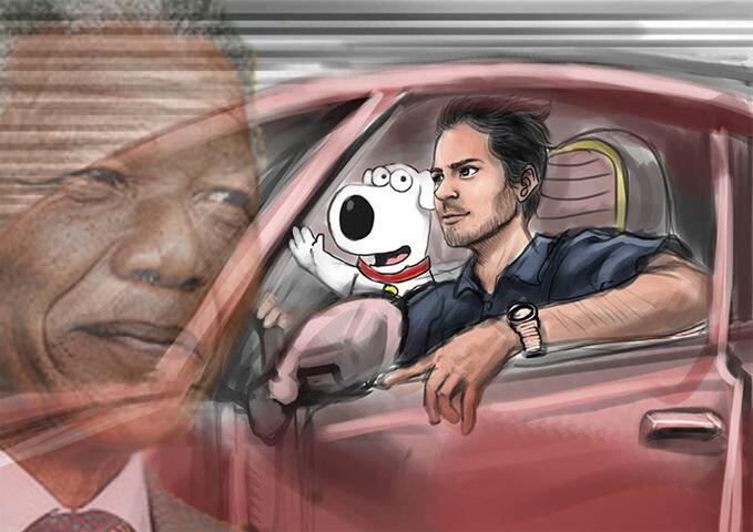 paul-walker-nelson-mandela-brian-griffin-family-guy