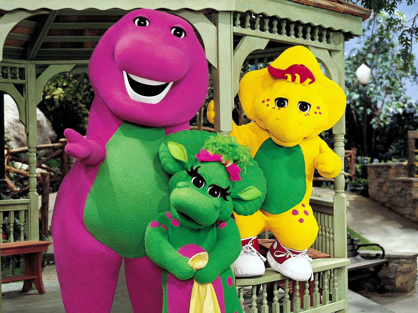 cast-of-barney-and-friends-5-wallpapers-hd-poster