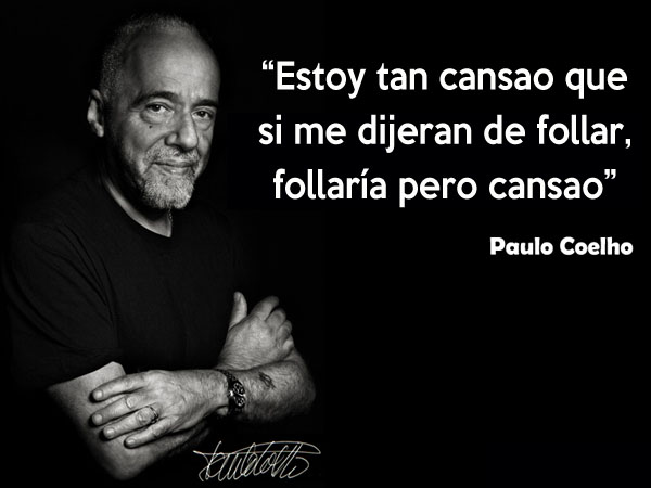 frases cansao