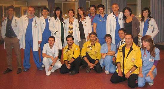 Reparto de Hospital Central