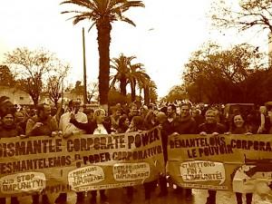 Manifestación FMS