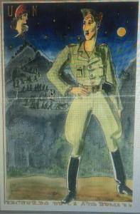 Comandante Robert 521 Brigada Valle de Arán