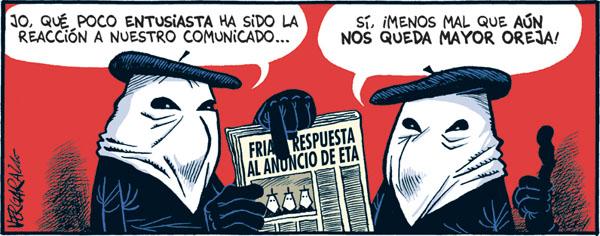 Alto el Fuego - Territorio Vergara (Viñeta de Público, 6.09.2010)