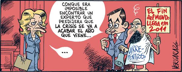 Viñeta de Vergara en Público (25.12.2010)