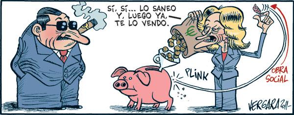 Viñeta de Vergara en Público (25.01.2011)