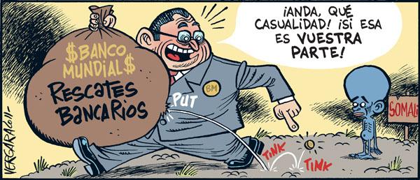 Viñeta de Vergara en Público (26.07.2011)