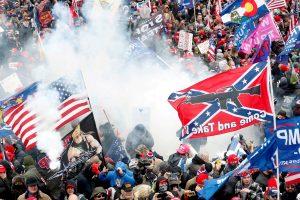El cuasifascismo podría triunfar en EEUU