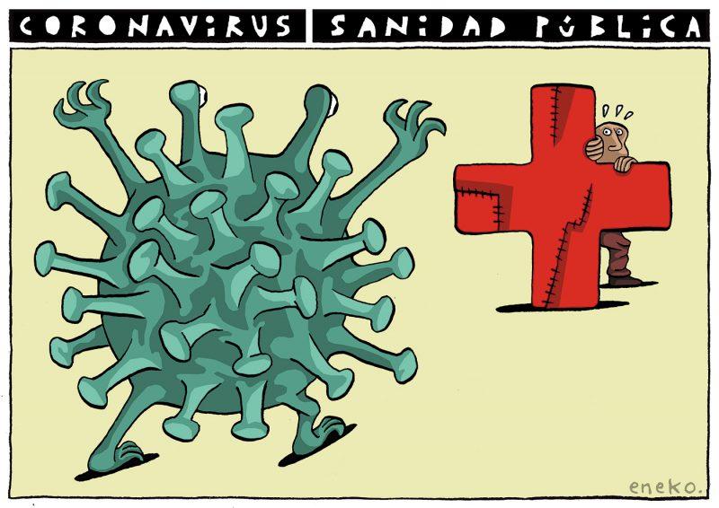 Cómo defenderse del coronavirus