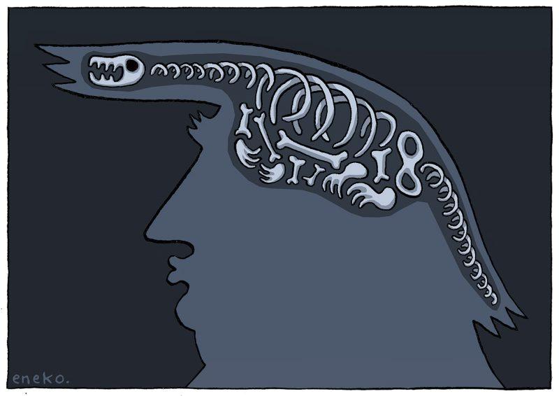 Retrato psicológico de Trump