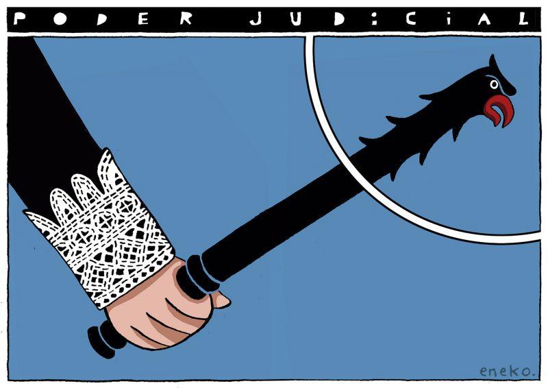 Radiografía del Poder Judicial