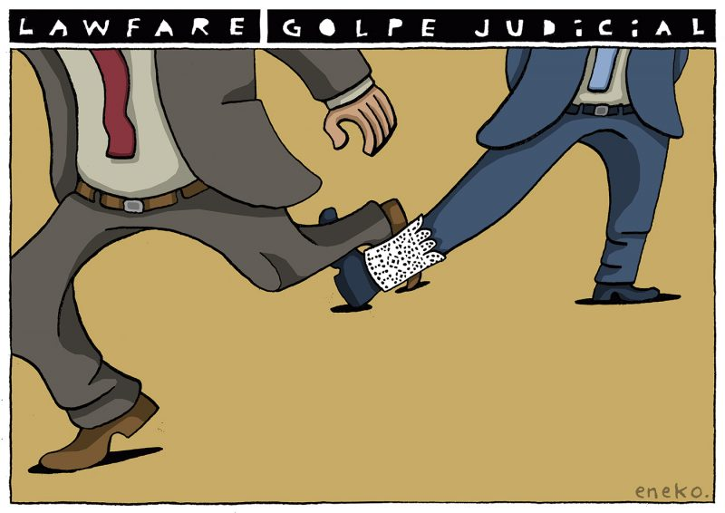 Oposición judicial
