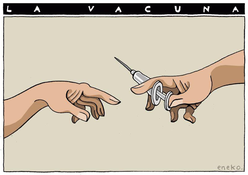 La vacuna Sixtina