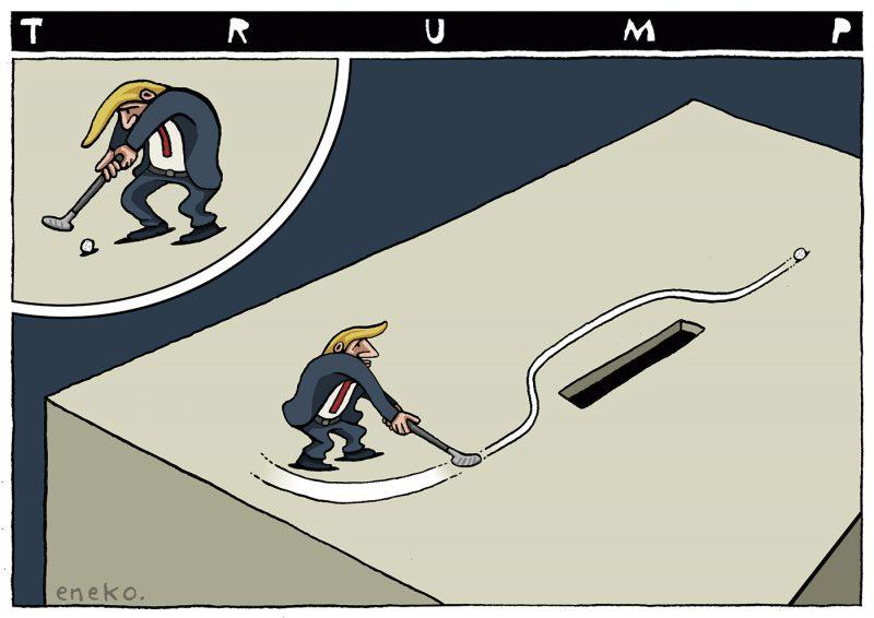 Los juegos de Trump