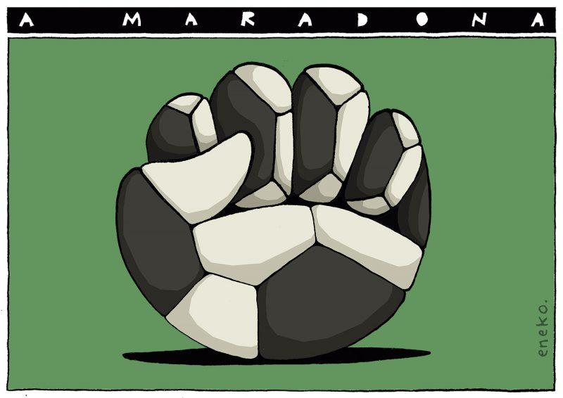 A Maradona