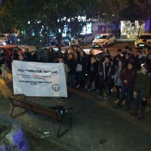 Concentración Sindicato Hostelería Madrid